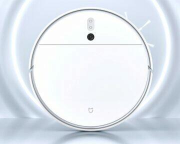vysavač Mijia 2C Robot Vacuum Cleaner design