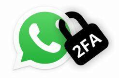 WhatsApp dvoufázové ověření