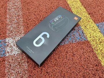 Xiaomi Mi Band 6 balení