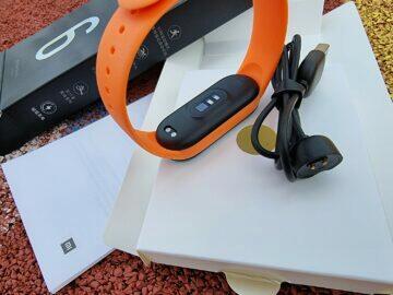 Xiaomi Mi Band 6 balení nabíječka