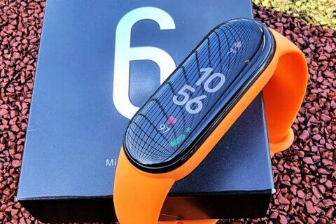 Xiaomi Mi Band 6 recenze test
