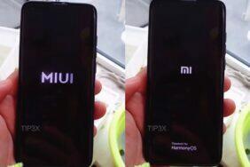Xiaomi MIUI HarmonyOS video