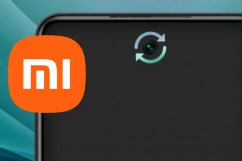 Xiaomi neviditelný otočný foťák