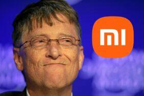 Xiaomi tweet rozvod Billa Gatese