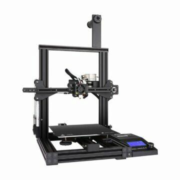 3D tiskárna ANYCUBIC Mega Zero 2.0 design AliExpress letní slevy 2021