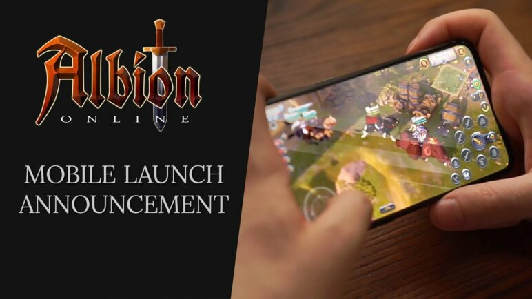 Albion Online Goes Mobile June 9th