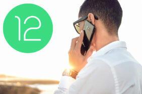 android 12 doba volání