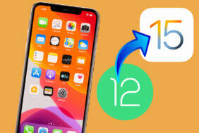 Android 12 vs iOS 15 google lens apple mapy