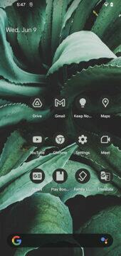Android 12 změní vzhled ikon beta 2
