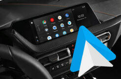 Android Auto funkce aktualizace