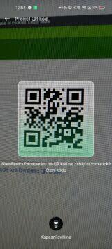 Android qr kód generátor