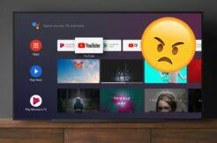 Android TV reklamy Google hodnocení