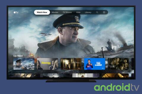 Aplikace Apple TV je dostupná na všech Android TV