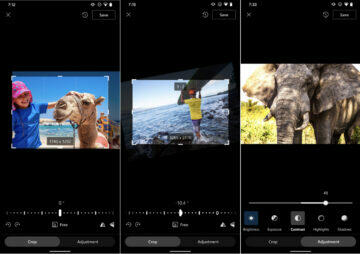 Aplikace OneDrive na Android cloud google Fotky úprava fotek Google Chromecast