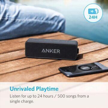 Bluetooth reproduktory Anker Soundcore 2