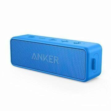 Bluetooth reproduktory Anker Soundcore 2 modrý