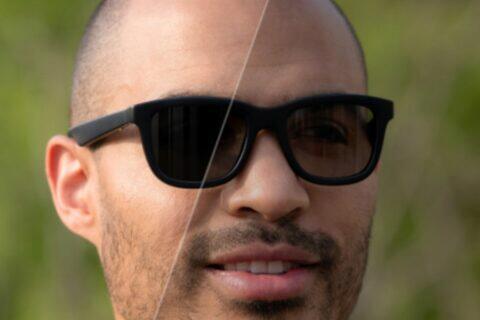 Dusk brýle s elektrochromatickými skly Indiegogo