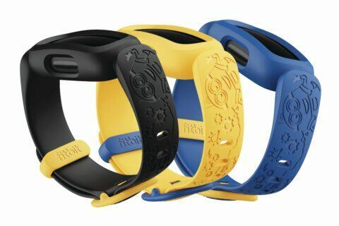 Fitbit Ace 3 Mimoni barvy náramek