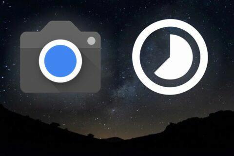 Fotoaparát Google time-lapse astrophotography