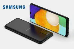 Galaxy A03s nejpopulárnější levný Samsung