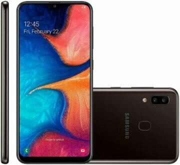 galaxy a20 android 11