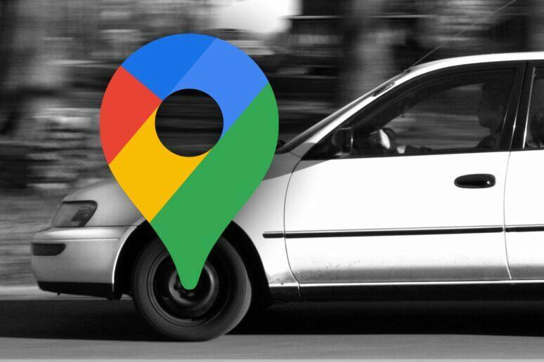 Google Mapy pravděpodobnost autonehod