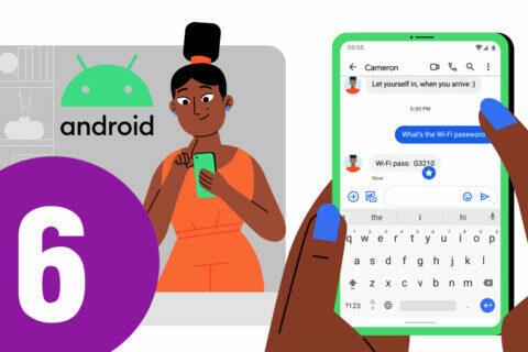 Google představil 6 nových funkcí pro Android