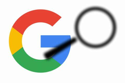 Google vyhledávání neověřené výsledky