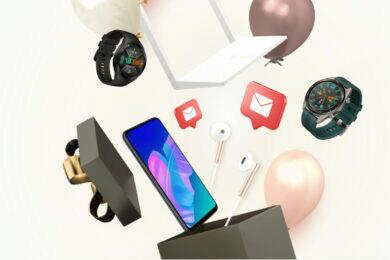 HUAWEI STORE e-shop slevy akce wearabes