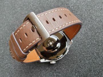 Huawei Watch 3 Pro design celek