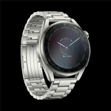 Huawei Watch 3 Pro Elite bok