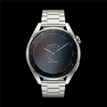 Huawei Watch 3 Pro Elite čelo