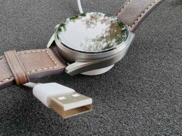 Huawei Watch 3 Pro nabíječka USB kabel