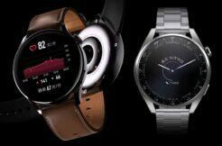 Huawei Watch 3 specifikace cena