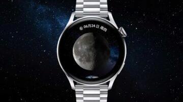 Huawei Watch 3 specifikace cena varianta standard