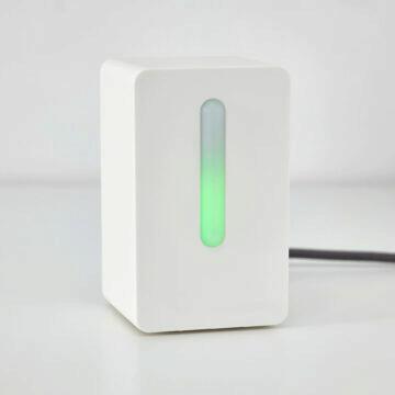 IKEA senzor kvality ovzduší chytrá domácnost smart home dobrá zelená