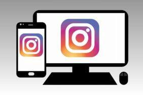 Instagram přidávání příspěvků z webu