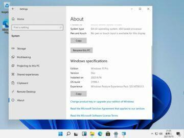 instalační soubor Windows 11
