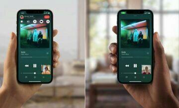 iOS 15 od Applu Facebook iMessage iPhone Facetime SharePlay Mark Zusckerberg sdílení hudby