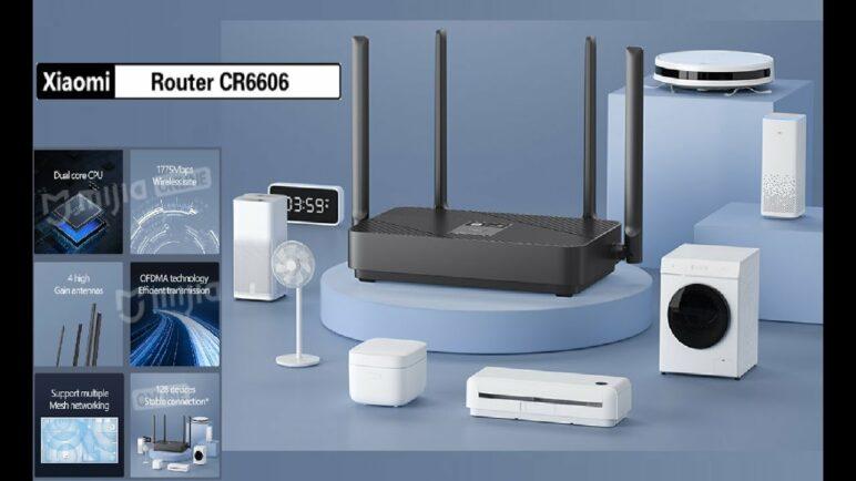 IOT Xiaomi Router CR6606