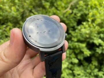 IP 68 ticwatch