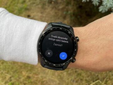 jak dlouho vydrží wear os hodinky