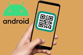 jak naskenovat qr kód android