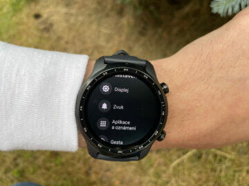 jak zlepšit výdrž baterie u wear os hodinek návod