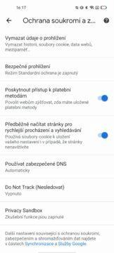 jak zrychlit google chrome android