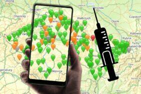 kapacita očkovacích center z mobilu