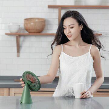 Kompaktní stolní větrák Xiaomi Sothing