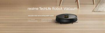 levný robotický vysavač