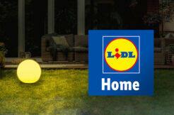 LIVARNOLUX LED Zigbee venkovní osvětlení LIDL smart home chytrá domácnost světelná koule