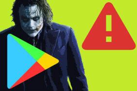 malware joker google play